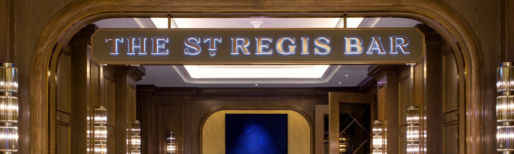 About The St. Regis Bar Macao